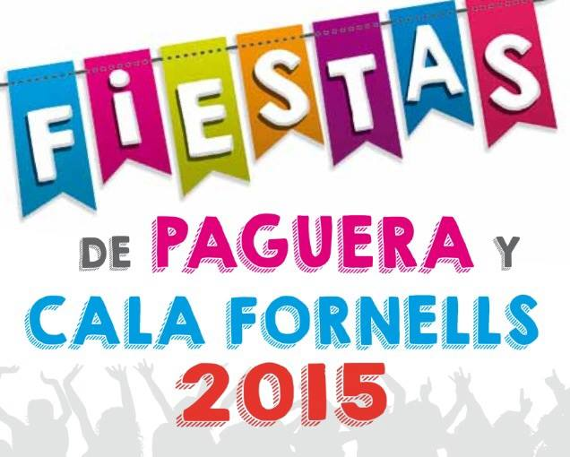 Parties Paguera and Cala Fornells 2015